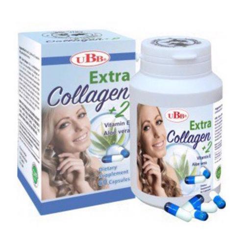 UBB Extra Collagen, Chai 60 viên