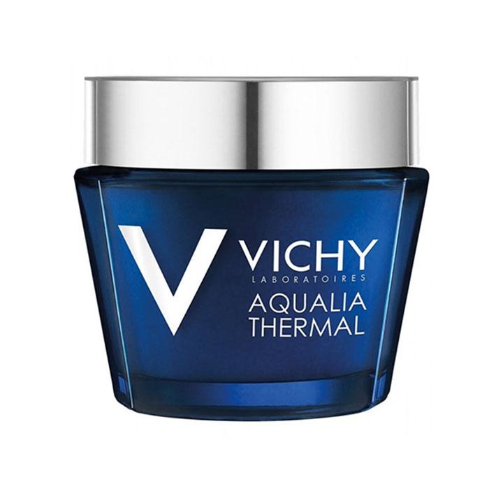 Mặt nạ ngủ Vichy Aqualia Thermal Night Spa 75ml