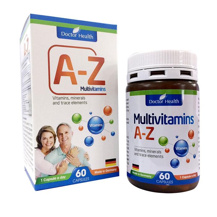 Viên bổ sung Doctor Health A-Z Mutivitamin 60 viên