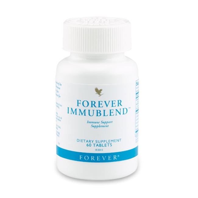 Viên bổ sung dinh dưỡng Forever Immublend - Ms 355