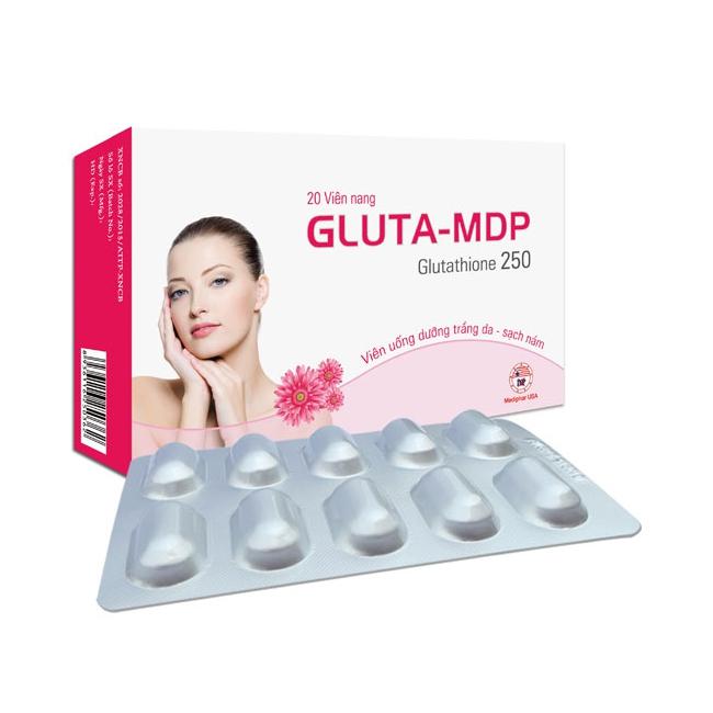 Mediphar USA Gluta - MDP, Hôp 30 viên