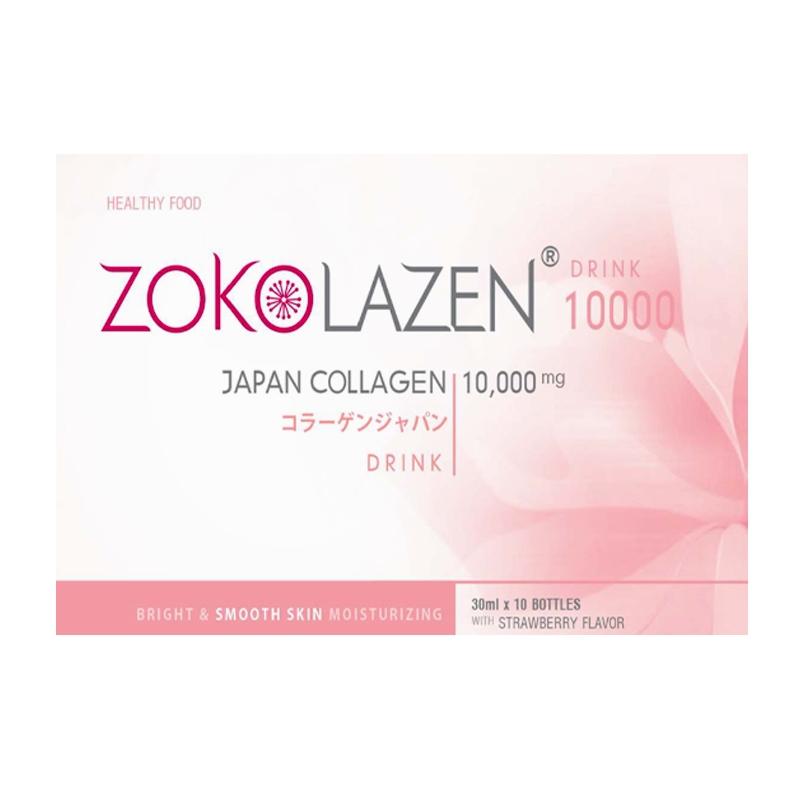 ZOKOLAZEN 10000mg Collagen Dạng Nước Từ Nhật Bản