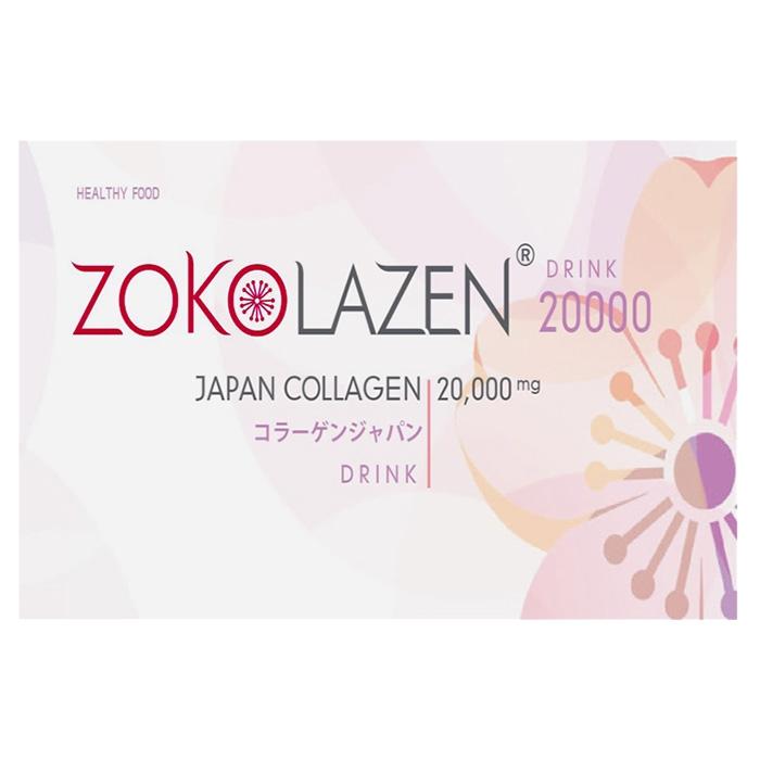 ZOKOLAZEN 20000mg Collagen Dạng Nước Từ Nhật Bản