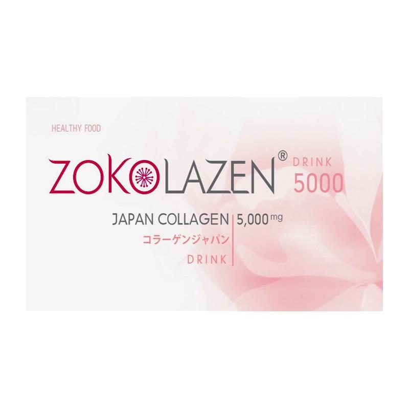 ZOKOLAZEN 5000mg Collagen Dạng Nước Từ Nhật Bản